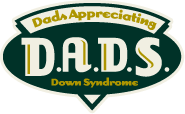 DADS APPRECIATING DOWN SYNDROME
